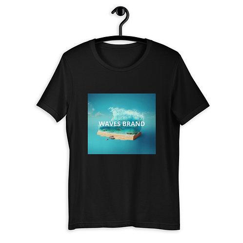 3D Wave T-Shirt