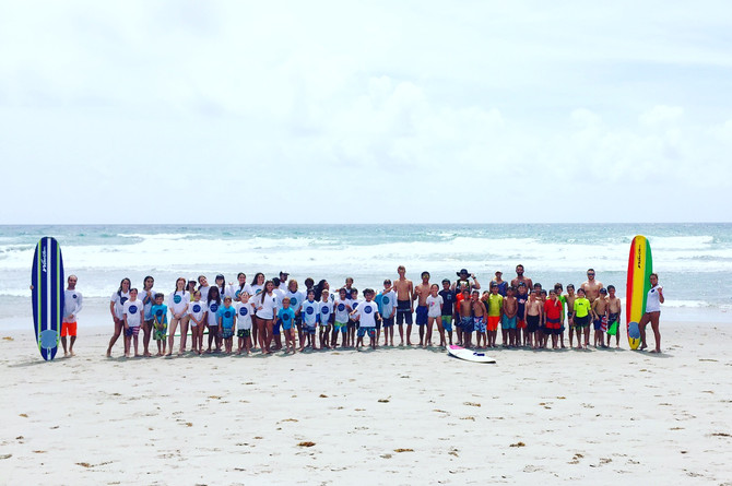 Waves Surf Academy Spring Break Surf Camp March 19th - March 23