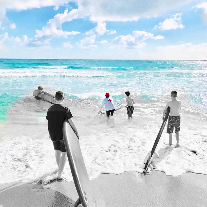 Waves Surf AcademySpring Break Surf CampMarch 19-23!