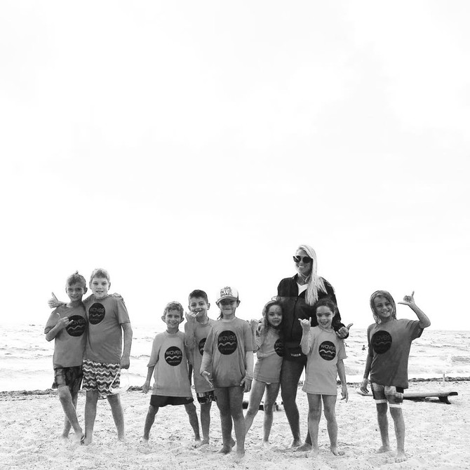 2019 WAVES SPRING & SUMMER SURF CAMP REGISTRATION IS NOW OPEN!
