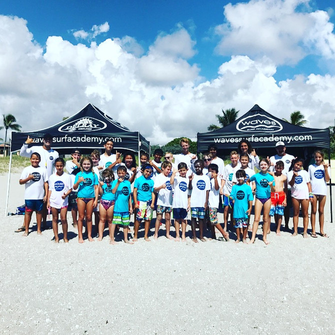 Surf Camp This Saturday October 21st