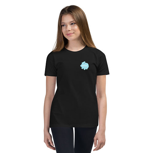 Youth Blue Wave T-Shirt