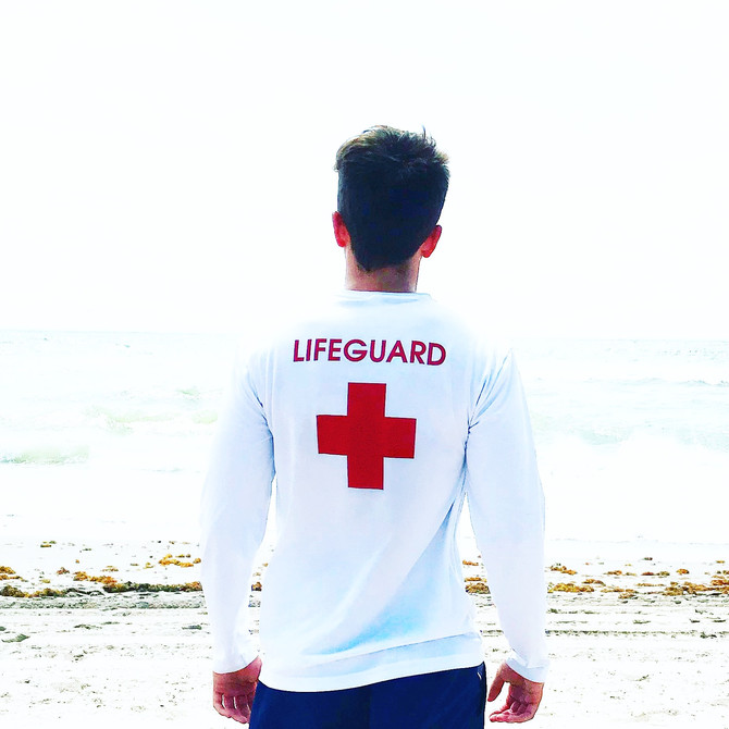 Waves Lifeguard Safety Tips!