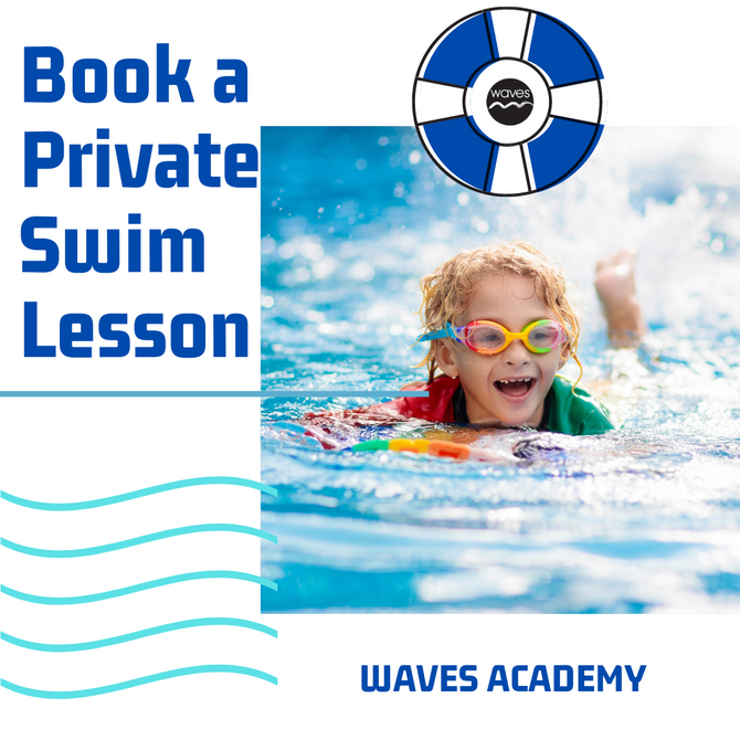 Prevent Drowning & Learn How to Swim with Waves Academy!