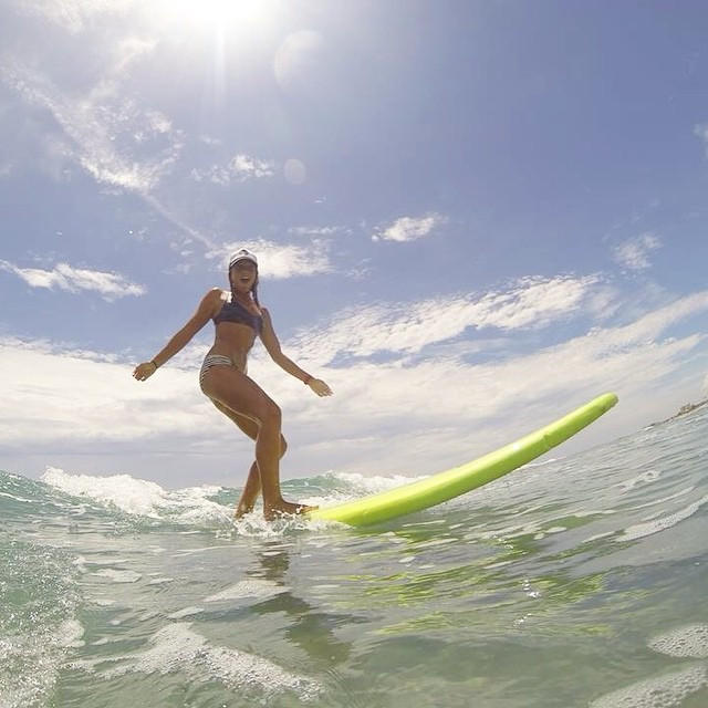 What is Your New Years Resolution? Learn To Surf!