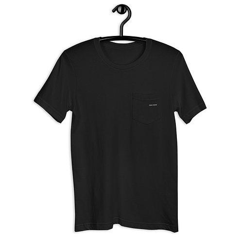Waves Brand Pocket T-Shirt