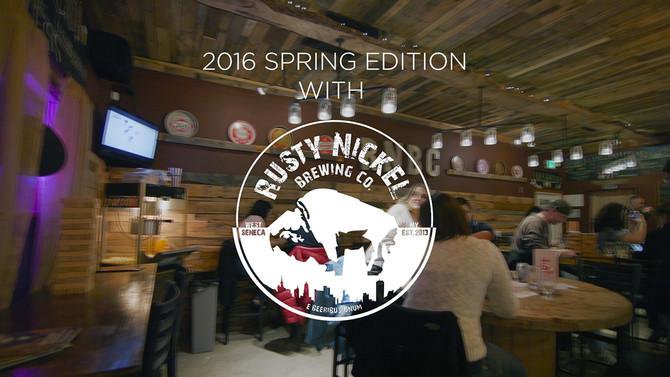 Brewery spotlight: Rusty Nickel Brewing Co