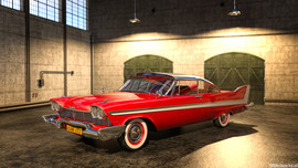 Plymouth Fury coupe Christine 1958.jpg