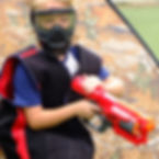 Handgun for NERF team building events parties Singapore