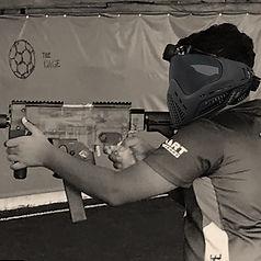 FOX Laser Tag Singapore Kriss Vector submachine gun