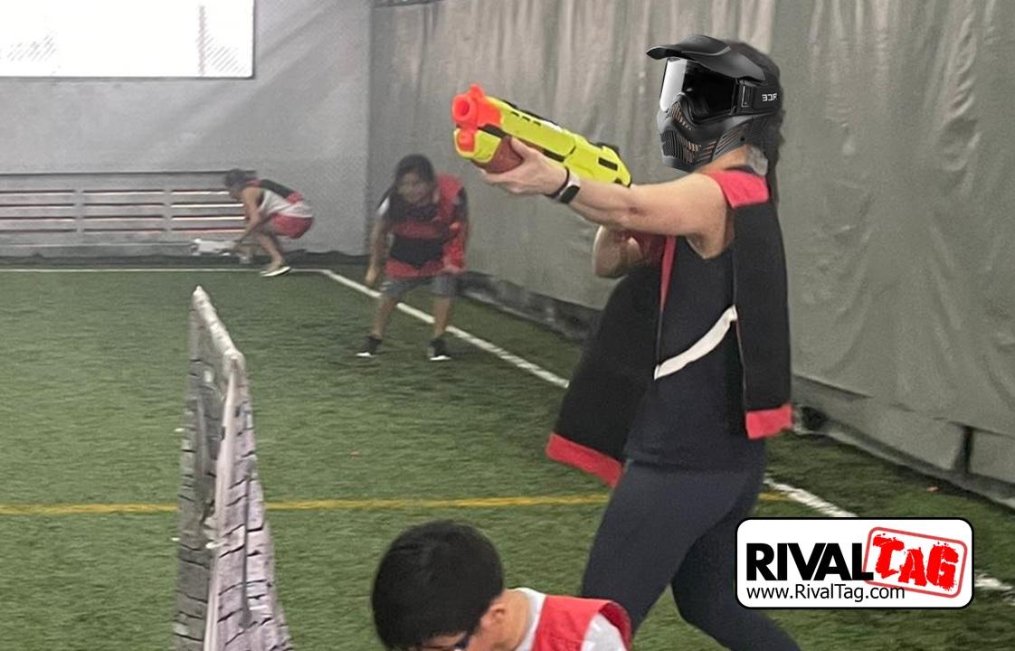 Blast away!