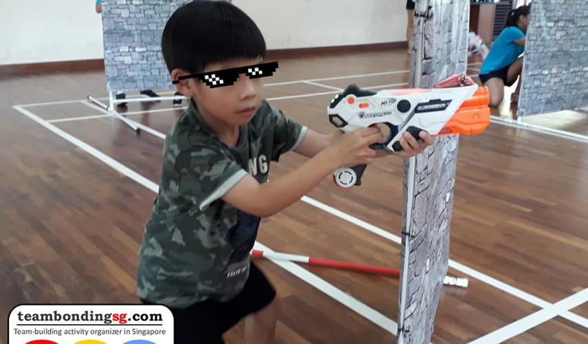 Handgun Shoot