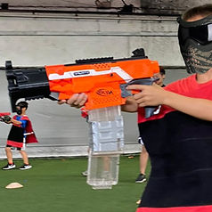 Singapore NERF birthday party package for kids