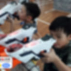 Laser Tag games for birthday parties Singapore