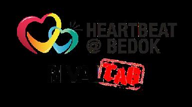 Heartbeat Bedok NERF Rival Tag Tournament 2019 Logo