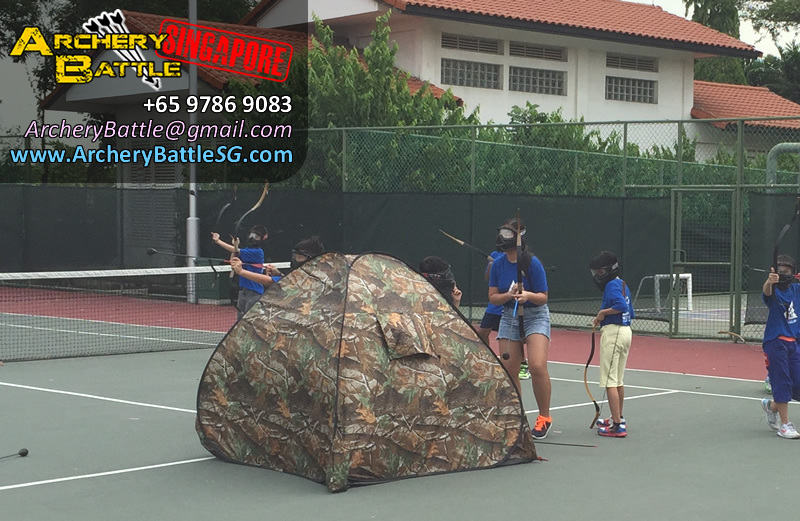 Tanah Merah Country Club Archery Tag