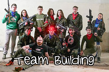 Laser Tag Singapore Team Building Games and Challenges