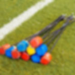 Foam Tip Arrows for Combat Archery Tag