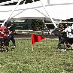 Capture The Flag - Spartan Tag Singapore Game Mode