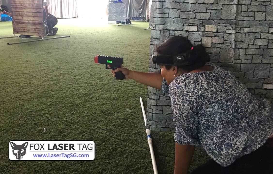 Laser Tag Handgun