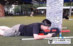P90 Submachine Gun