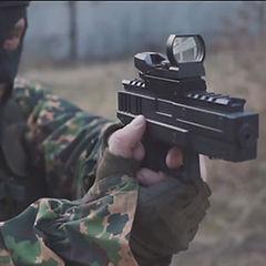Laser Tag Singapore Tactical Handgun