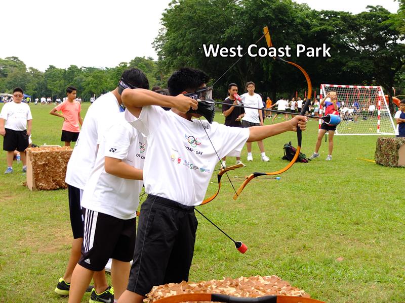 West Coast Park