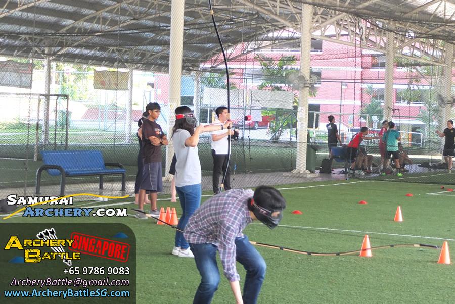 Shooting - Samurai Archery Tag Singapore