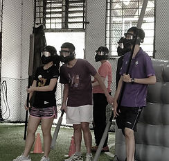 Corporate Team Building with Spartan Tag Singapore