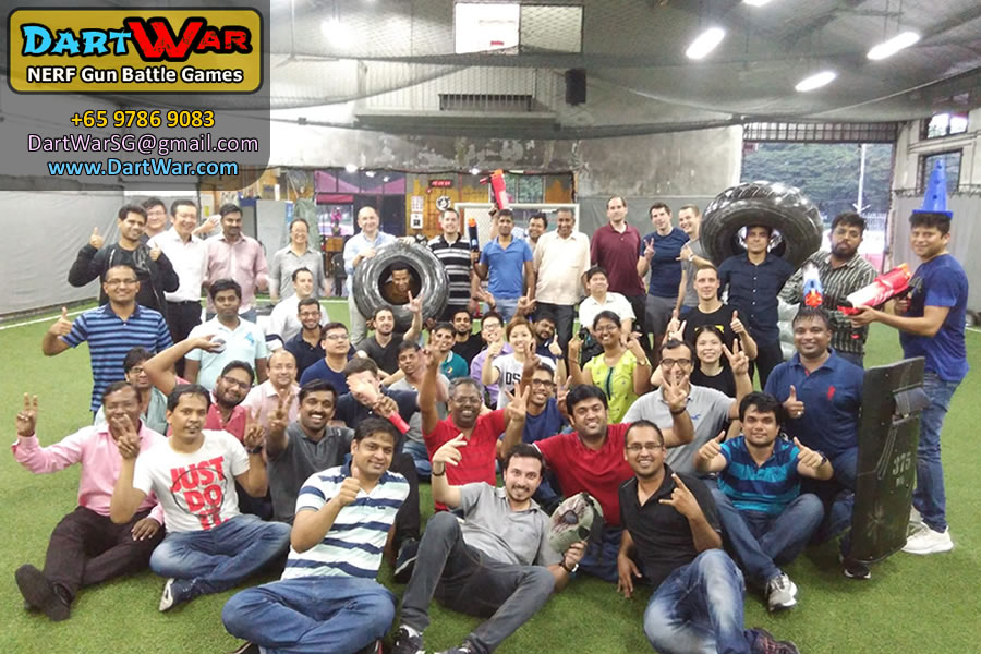 RIVAL TAG Team Building