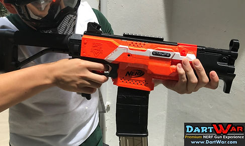 NERF Singapore electric NERF gun package for kids