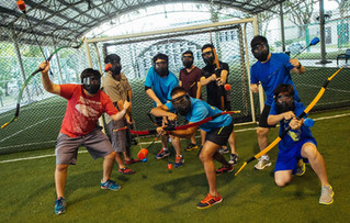 Archery Tag Singapore: A Great Team Building Game In Singapore