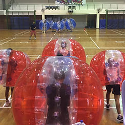 Bubble Captain Game Mode - Team Building Activity Game in Singapore