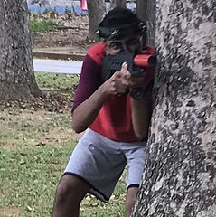 Laser Tag played in public parks in Singapore