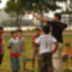 Kids Archery Tag for birthday party singapore