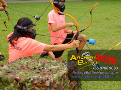Olympic Day 2014 - Archery Tag