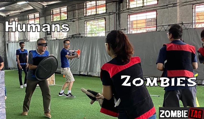 Human Vs Zombies