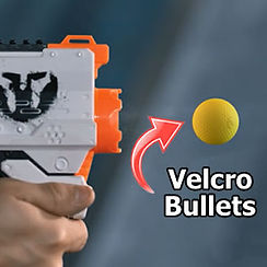 Velcro Bullets - Rival Tag Singapore Team Building