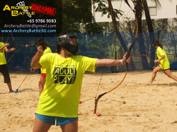 Adult Playground 2014 Archery Tag
