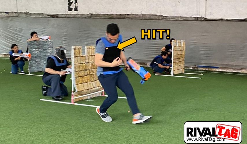 You're Hit!