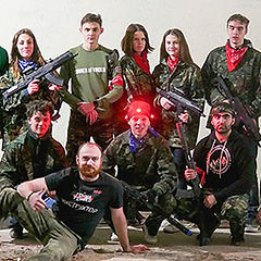 Corporate Team Building with Laser Tag Singapore