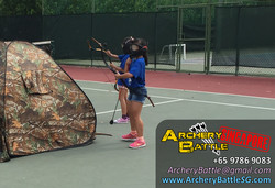 Tanah Merah Country Club Archery Tag