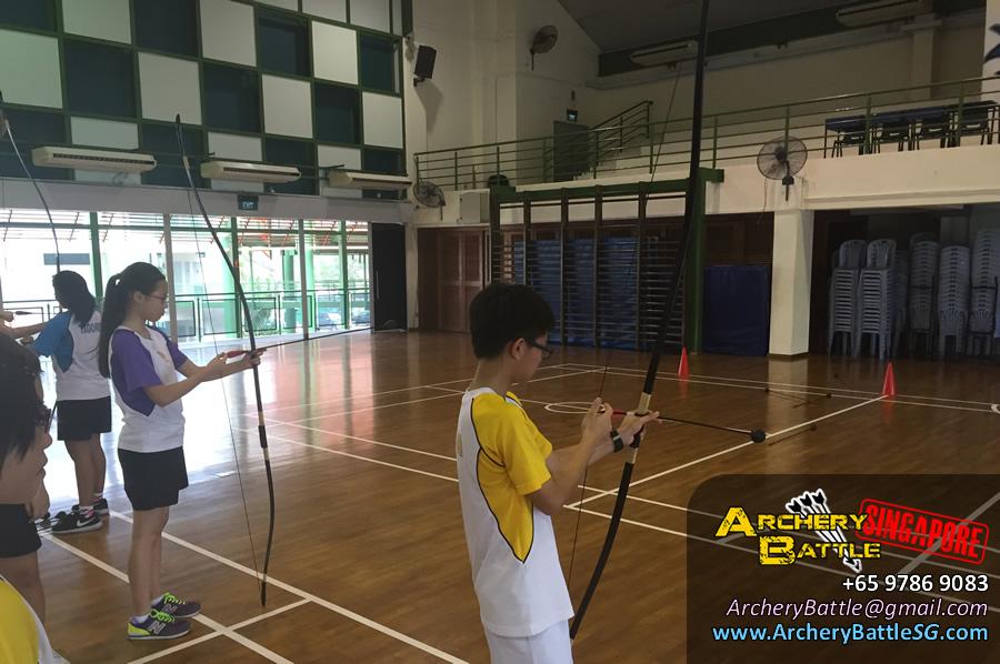 Tanjong Katong Sec Samurai Archery