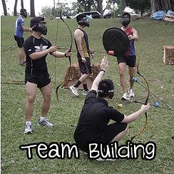 Archery Tag Singapore corporate team building events