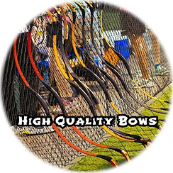 Premium Mongolian Bows used in Archery Tag Singapore