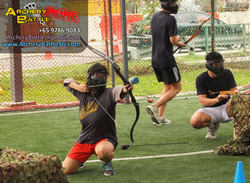 WenYang & Friends Archery Tag Game