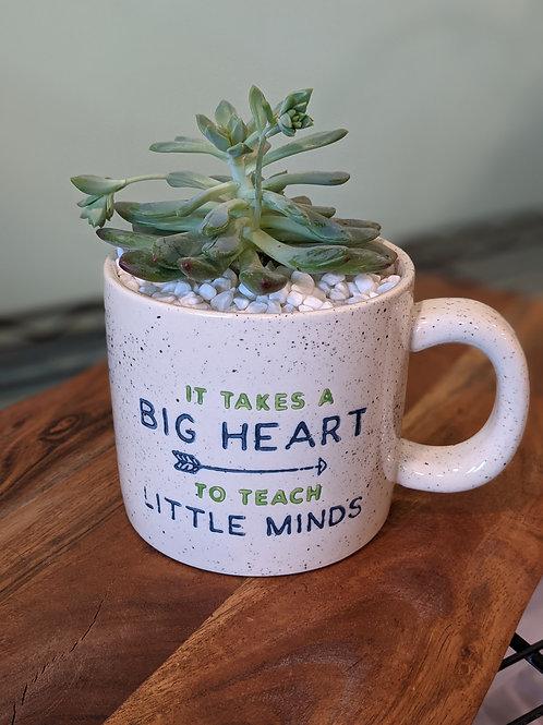 Big Heart - Teacher Appreciation Arrangement 1