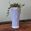 Thumbnail: Milk Glass Dimple & Arrow Vase