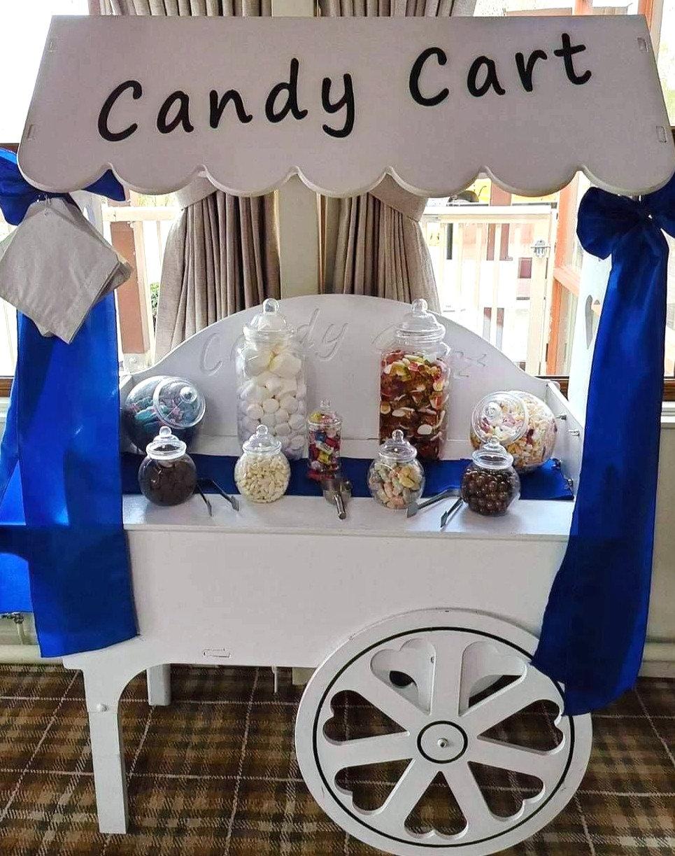 Candy Carts & Doughnut walls