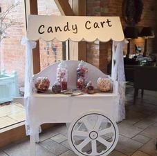 Candy Cart & Doughnut Walls